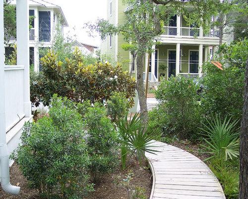 Maritime Gartengestaltung maritimer garten in miami ideen für die gartengestaltung