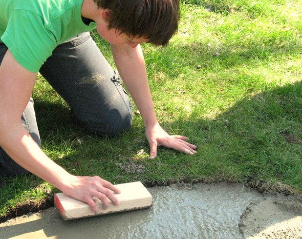Diy comment r aliser soi m me un foyer de jardin en pierre for Creuser un puits dans son jardin