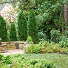Traditional Landscape by Botanica Atlanta | Landscape Design-Build-Maintain
