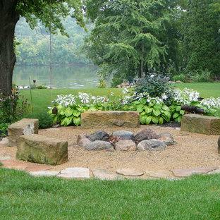 Kiesgarten Mit Feuerstelle Ideen Für Die Gartengestaltung