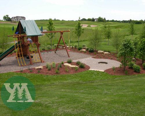 Playground Landscaping Houzz