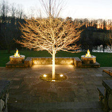 Traditional Landscape by Ambrosio Landscape Solutions