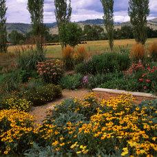 Traditional Landscape by MARPA DESIGN STUDIO