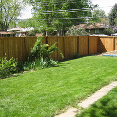 traditional landscape by Alpine Fence of Colorado, LLC