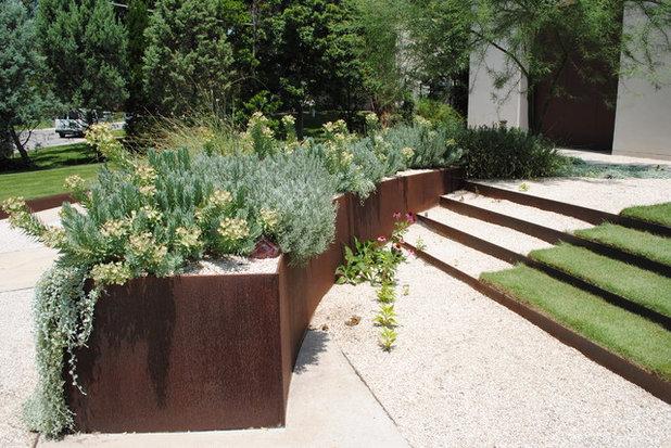 Modern Garten by D-CRAIN Design and Construction