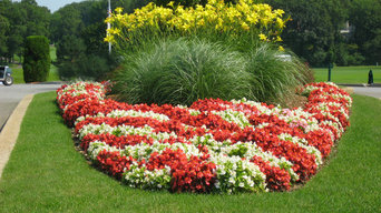 Flower Bed design and install