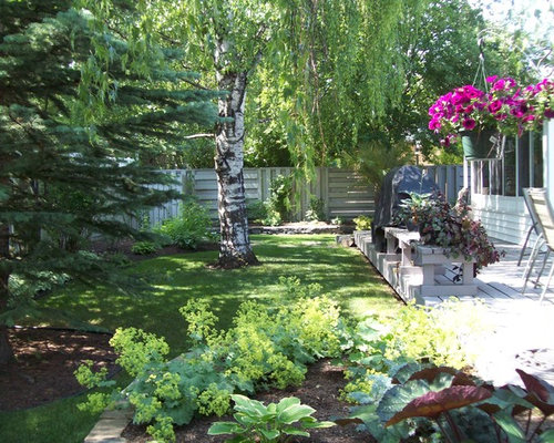 Contemporary calgary landscape design ideas pictures for European garden design