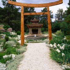 Asian Landscape by MARPA DESIGN STUDIO