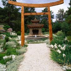 Asian Landscape by MARPA DESIGN STUDIO