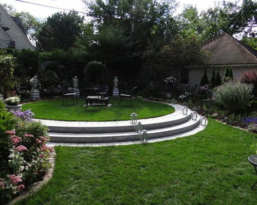 Raised Lawn Design Ideas & Remodel Pictures | Houzz