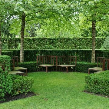 Formal Garden Design