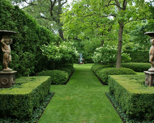 english formal garden