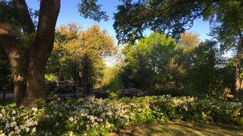 Fort Worth Estate Garden