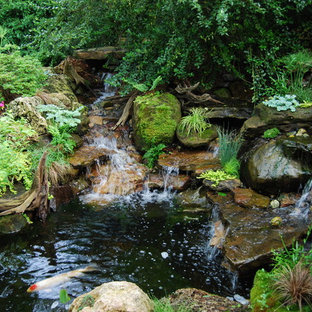 Design ideas for a traditional waterfall in Other.