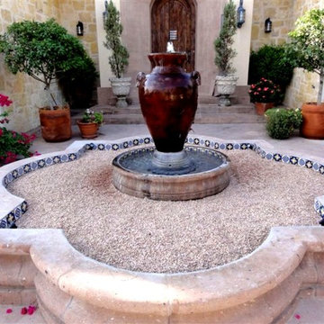Fountains and Patios