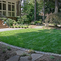 traditional landscape by Edward Davis Landscape Architect