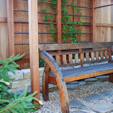 Asian Landscape by Garden Structures & More