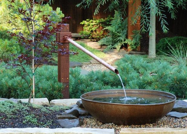Asiatisch Garten by Garden Structures & More