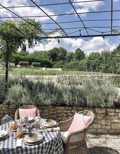 Farmhouse Landscape by Sky Reiss