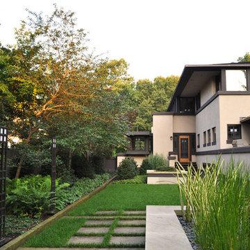 Frank Lloyd Wright Designed House