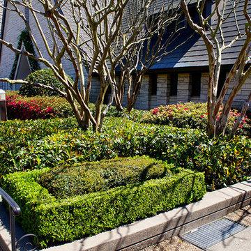 Frank Lloyd Wright Style Church