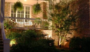 Franklin TN Laurel Brooke subdivision outdoor lighting