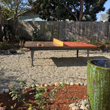 Frederick Street Project -- Ping Pong Table
