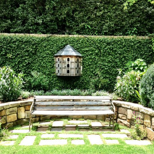 Design ideas for a french country landscaping in Birmingham.