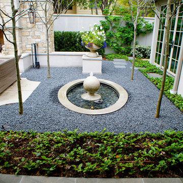 French Courtyard Gardens - Katy, Texas