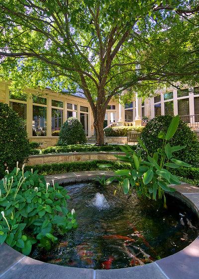 Классический Сад by Harold Leidner Landscape Architects