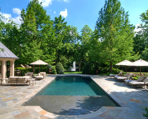 Rectangular Pool Houzz