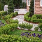 Azalea Tours In Tyler Tx Traditional Landscape