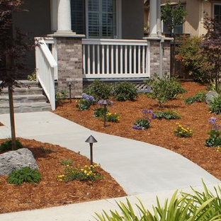 This is an example of a traditional landscaping in Other.