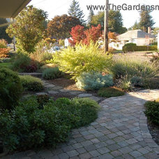 Eclectic Landscape by The Gardensmith