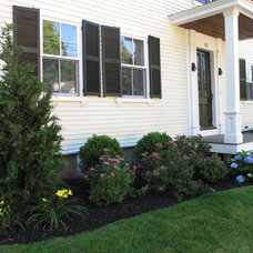 Traditional Landscape by Nilsen Landscape Design, LLC