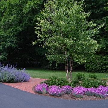 Front Walk and Garden