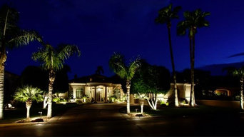 Front Yard - Landscape Lighting