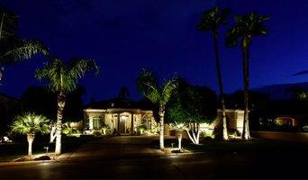 Front Yard - Landscape Lighting