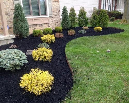 45,649 Front Yard Landscape Design Ideas & Remodel ... on Gravel Front Yard Ideas id=99201