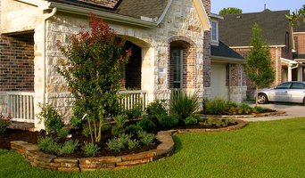 Front yard landscape projects