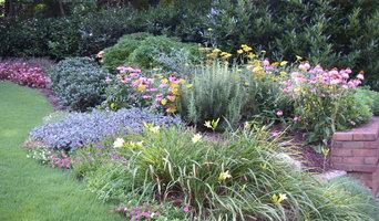 Front yard perennial garden Curb Appeal #11