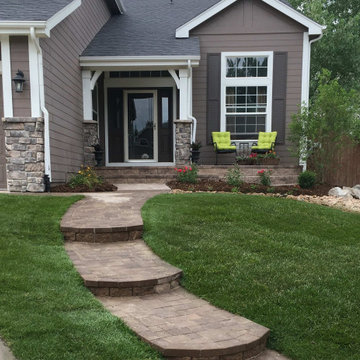 Front Yard Renovations - Lone Tree, CO