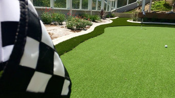 Full Infill Putting Green - Dana Point, CA (In Progress)
