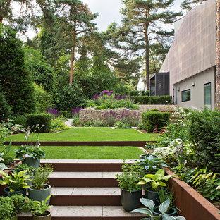 Jardin à la française Munich : Photos et idées déco de ...