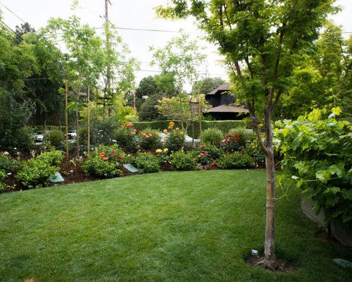 Berms Landscaping Houzz