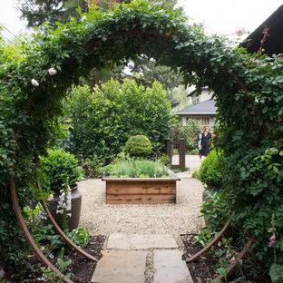 Foto di un giardino american style