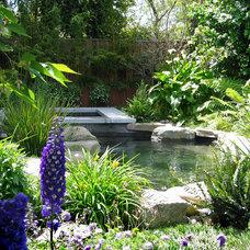 Asian Landscape by Garden Architecture