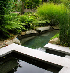 asian landscape by Garden Architecture