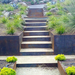 modern landscape by Steel Geisha Designs