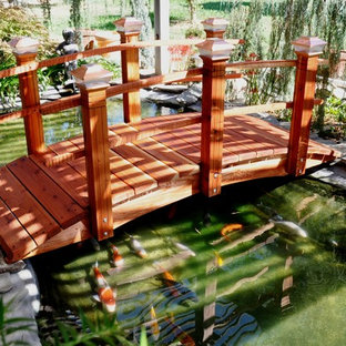 Design ideas for an asian landscaping in San Diego.